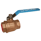 RWB1505 Ball Valve -Bronze   40mm