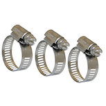 RWB1601 Hose Clamp -S/S Mini 8-22