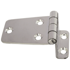 Hinges Offset S/S 75x20mm