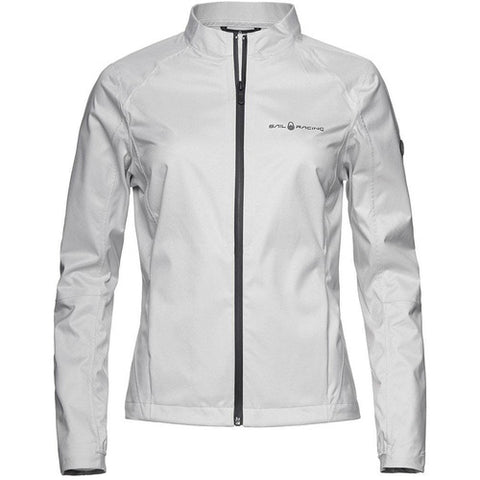 W GALE TECHNICAL JACKET- Glacier Grey- Sail Racing