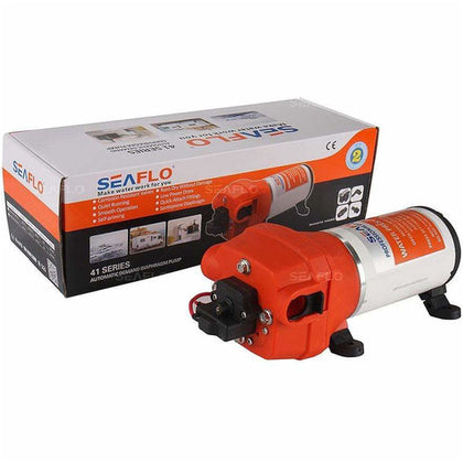 Seaflow 41 Series Auto Demand Diaphragm Pump