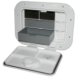 Hatch -Wht Tackle Box 375
