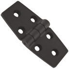 Hinges -Nylon 80x38 Black