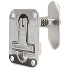 Hatch Latch S/S 96 x 75mm