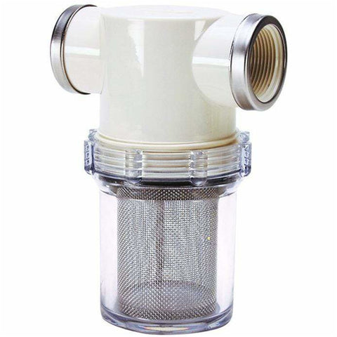 Raw Water Intake Strainers