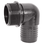 RWB3057 Elbow BSP-M To Hose 50mm