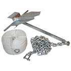 Sand Anchor Kit 10 (5Kg)