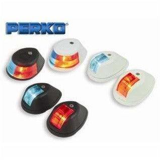 Perko Side Mount Nav Lights Black