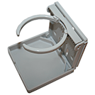 RWB478 Drink Holder-Folding Grey