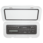 RWB5126 CD/Radio WProof Hatch Wht