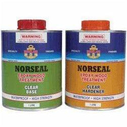 Norseal Epoxy Wood Treatment 500ml