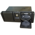 RWB652 Glove Box - Deluxe Black