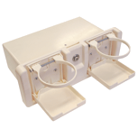 RWB652W Glove Box Deluxe White