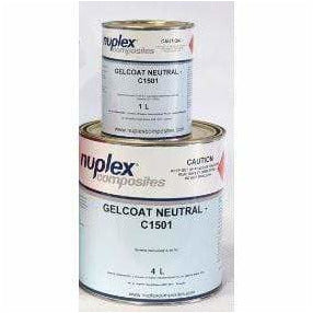Gelcoat Polyester  White and Neutral