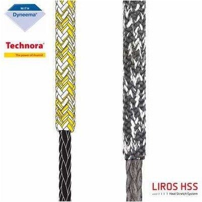 Liros Magic XTR 6mm White Yellow