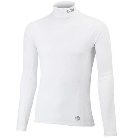 Gill Men's UV Rash Vest Long Sleeve