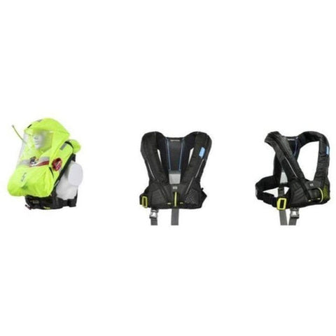Spinlock Vito Deck Vest 170N Hammer with HRS