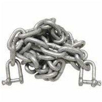 Chain & Shackles 8mm x 4 mts