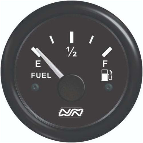 Fuel / Water / Waste  Gauges