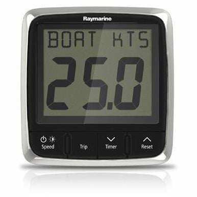 Raymarine i50 Seatalk Instuments - Speed, with P120 Retractable Speed /Temp through hull transducer