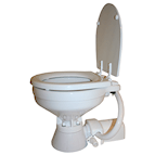 J10-105 Toilet -Elec Std Bowl 12v