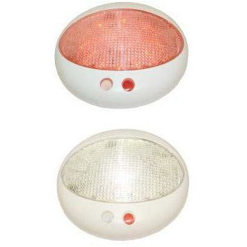 RWB5791 LED Cabin Light Hi-Power 3 Wat Red/White