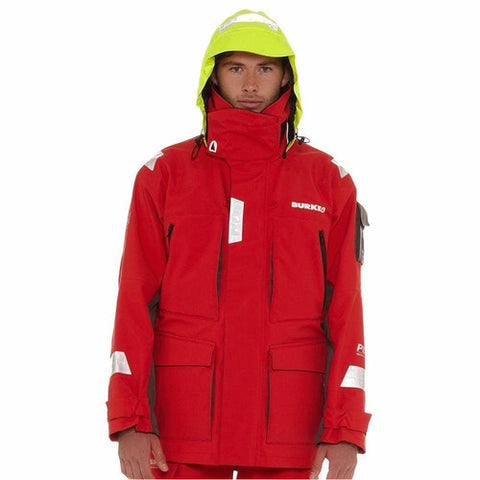 Burke Wet Weather Gear -Southerly Offshore Jacket