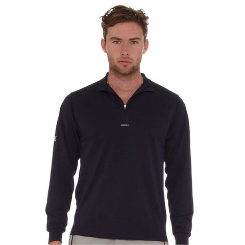 Burke Quick Dry Long Sleeve Polo UPF50+