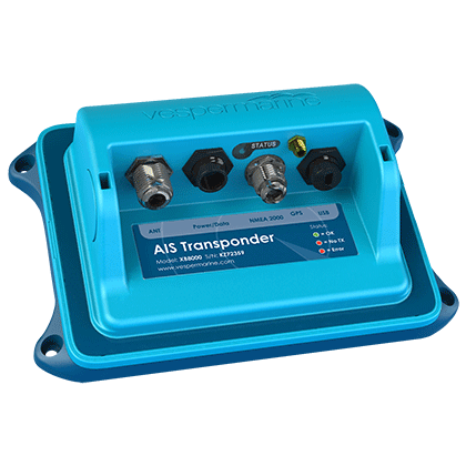 Vesper WatchMate XB-6000 High Performance AIS Transponder with Built-in NMEA 2000 Gateway