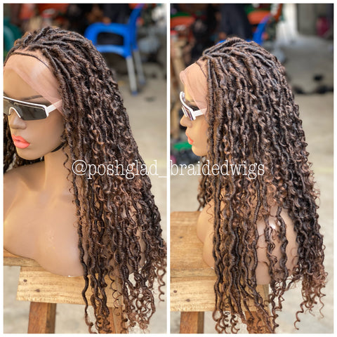 AFRICAN QUEEN SOFT LOCS