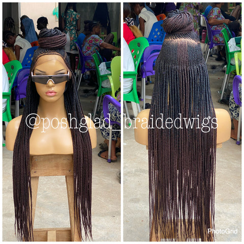 BISI CORNROW (FULL LACE)