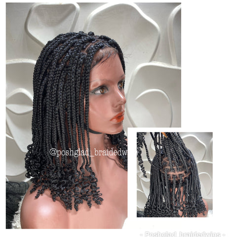 IFE BOX BRAIDED WIG