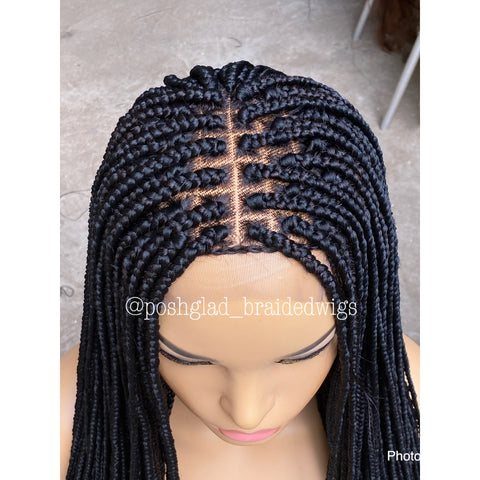IFE BOX BRAID (CLOSURE LACE)