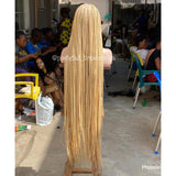 SHADE KNOTLESS BLONDE (IN KNEE COST EXTRA $50)