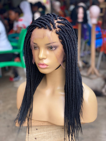 IFE BOX BRAID (NO BABY HAIR)