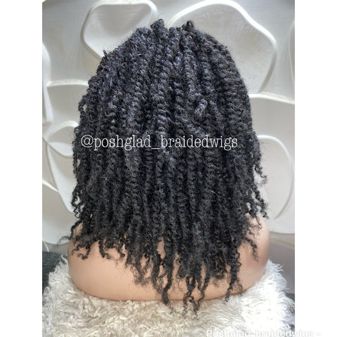 ASISO TWIST (full lace)