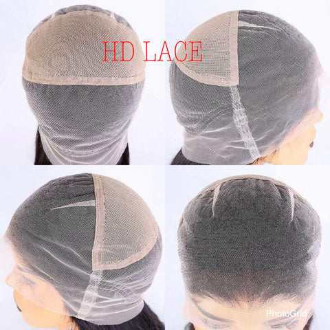 HD FULL LACE WIG 12 INCHES