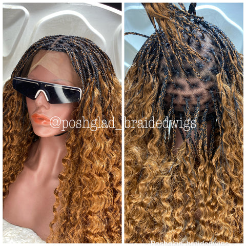 AYOBAMI KNOTLESS BRAIDED WIG (full lace)