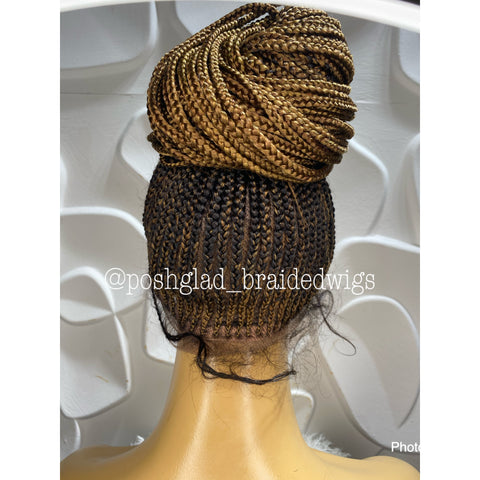 Tari Cornrow Full Lace (Ready To Ship)