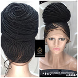 ALICE PONYTAIL CORNROW FULL LACE