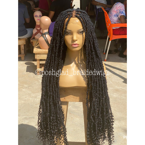 DESTRESS FAUX  LOCS (dreads)