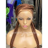 TITI CORNROW (IN COLOR 30 root)