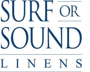 Surf or Sound Linens
