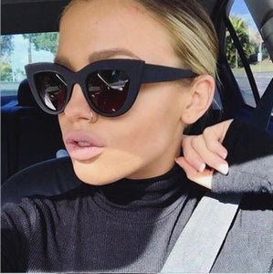 Alana Cat Eye Sunglasses - The Bella Luna Shop