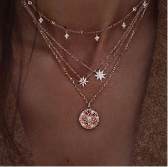 Gia Necklace - The Bella Luna Shop