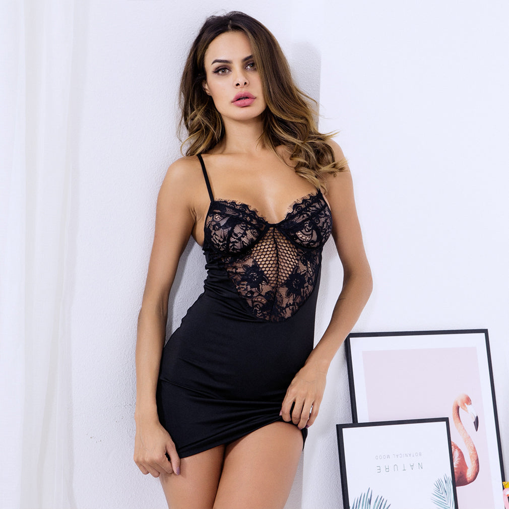 Georgi Nightdress - The Bella Luna Shop
