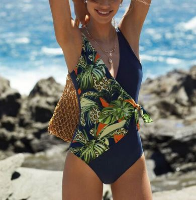 Katrina One Piece - The Bella Luna Shop