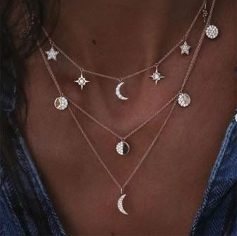 Moonlight Necklace - The Bella Luna Shop