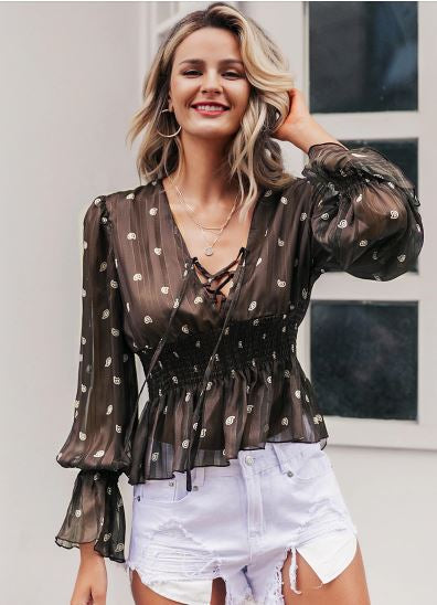 Stephanie Top - The Bella Luna Shop