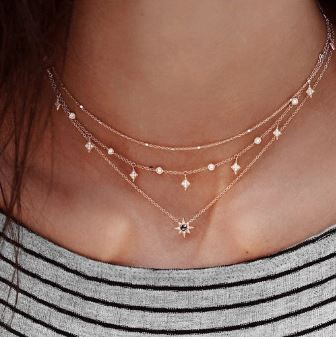 Taylor Necklace - The Bella Luna Shop